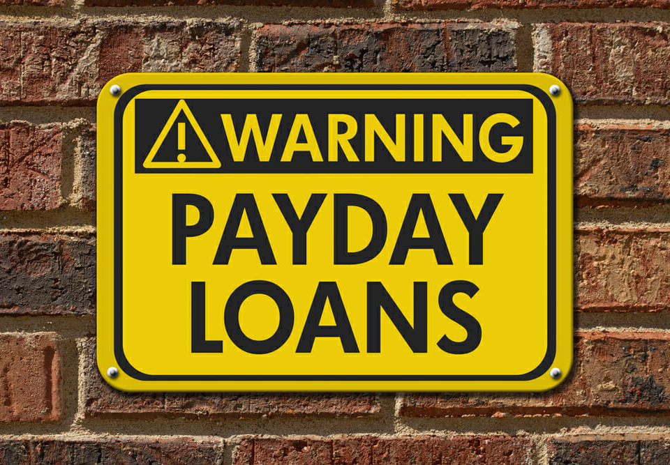 What Happens if I don't pay back my payday loan?